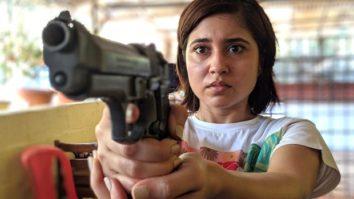 Shweta Tripathi underwent gruelling prep for Mirzapur 2 including extensive gun training