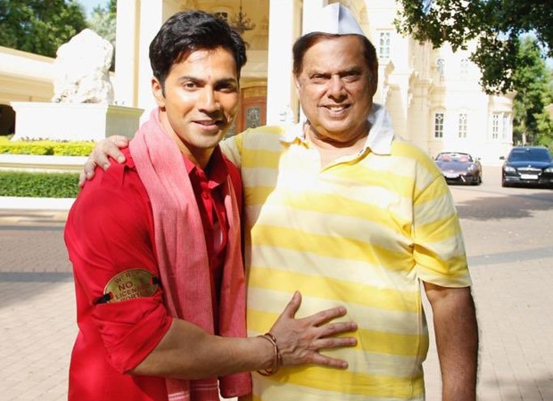 Split Wide Open! Varun Dhawan and David Dhawan differ on release platforms for Coolie No. 1