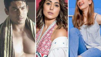 VIDEO Sidharth Shukla, Hina Khan, Gauahar Khan enjoying in the pool in Bigg Boss 14 will leave you smiling