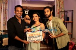 On The Sets Of The Movie Wed Lock