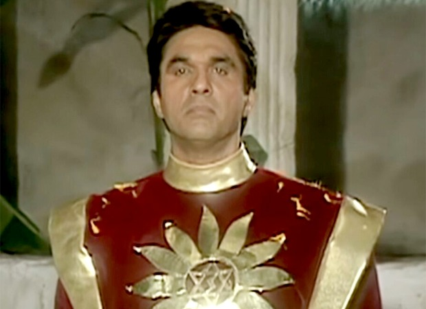 Mukesh Khanna to revive Shaktimaan for screen with a three-film franchise