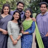 Drishyam 2: Picture of Mohanlal posing with his onscreen family on the sets of the film goes viral