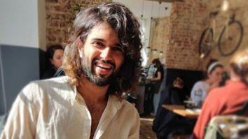 Vijay Deverakonda shares a happy picture from his 'happy escape'- Europe