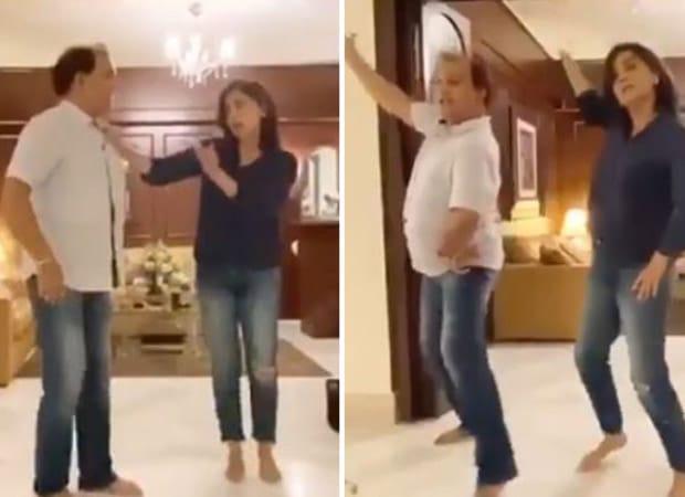 Watch: Neetu Kapoor rehearses to Ranbir Kapoor's song 'Ghagra'; fans wonder if it is for Alia and Ranbir's wedding