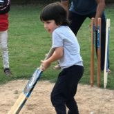 Kareena Kapoor Khan says Taimur is IPL ready as she shares a picture of the young one batting