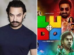 Aamir Khan is all praise for the trailer of Ludo; asks Anurag Basu to hold a virtual screening for the industry