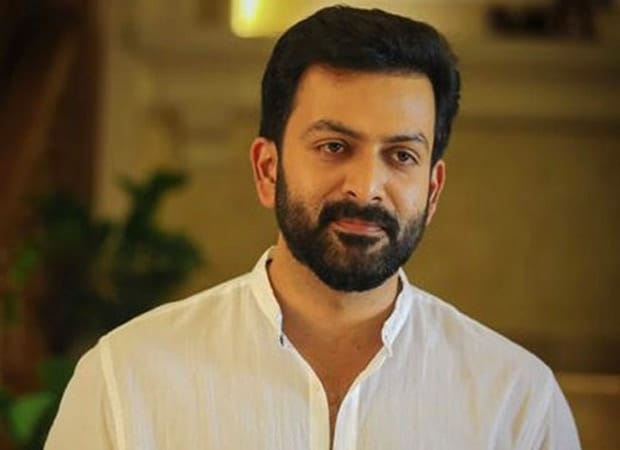 Prithviraj Sukumaran tests COVID-19 positive; goes into self-isolation