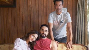 Abhishek Kapoor's next starring Ayushmann Khurrana and Vaani Kapoor to be titled Chandigarh Kare Aashiqui