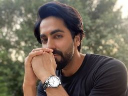 "'It is remarkable that this will be the first time I'm shooting in Chandigarh""- Ayushmann Khurrana"