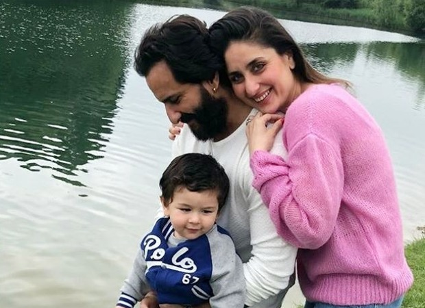 Kareena Kapoor Khan reveals how Saif Ali Khan reacted when she announced her pregnancy