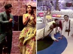 Bigg Boss 14: Nora Fatehi challenges male contestants to do the Garmi hook step