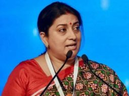 Union Minister and former actress Smriti Irani tests positive for COVID-19
