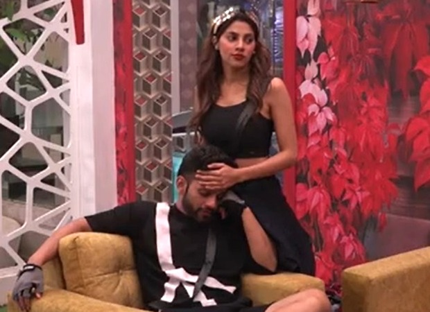 Bigg Boss 14: Rahul Vaidya cries after fight with Jasmin Bhasin; Nikki Tamboli consoles him