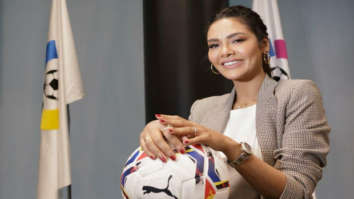 """I think Ramos will be John Abraham and Messi would be Varun Dhawan"" - says Esha Gupta on who resonates with El Clasico stars"