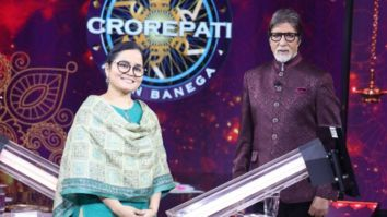 """""""KBC is an aspiration for every commoner like me and when that turns into reality, it is unmatchable"""", says Nazia Nasim, the first Crorepati of KBC 12"""