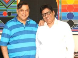"""Watching the trailer of Coolie No. 1 was a very emotional moment for me"", says Vashu Bhagnani"