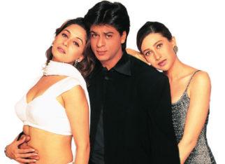 23 Years Of Dil To Pagal Hai: Madhuri Dixit reminisces working with Shah Rukh Khan, Karisma Kapoor and Akshay Kumar