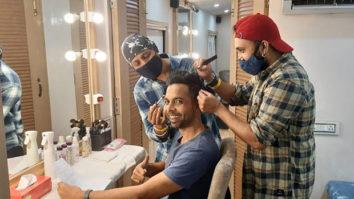 Abhishek Banerjee resumes shoot for his next film, Rashmi Rocket