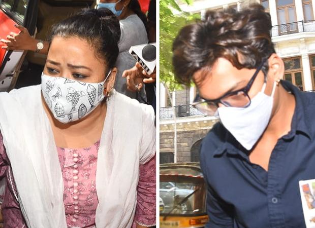भारती सिंह और हर्ष लिम्बाचिया को ड्रग्स मामले में 14 दिन की न्यायिक हिरासत में भेजा गया