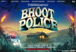 First Look Of The Movie Bhoot Police