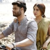 Bhumi Pednekar and Karan Kapadia feature in an endearing love ballad for Durgamati The Myth