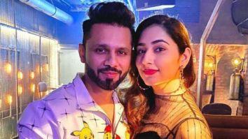Bigg Boss 14's Rahul Vaidya proposes to long-time girlfriend Disha Parmar on her birthday