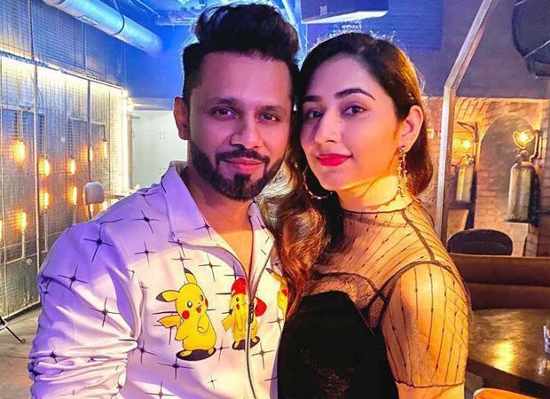 Bigg Boss 14's Rahul Vaidya proposes to long-time girlfriend Disha Parmar on her birthday