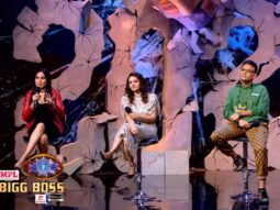 Bigg Boss 14 Salman Khan introduces the contestants' closest friends on the panel along with the challengers