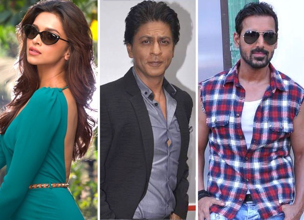 Breaking Scoop: Deepika Padukone charges Rs. 15 crores for Shah Rukh Khan and John Abraham's Pathan