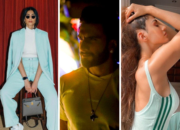 CELEBRITY SPOTTED Adidas X Beyonce's IVY PARK Drip 2 Collection becomes a favourite of Sonam Kapoor, Ranveer Singh, Disha Patani and more