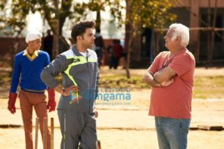 On The Sets Of The Movie Chhalaang