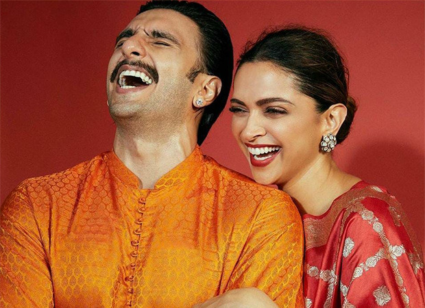 Deepika Padukone reacts to a meme calling her and Ranveer Singh's Diwali look as 'motichoor ladoo' & 'gajar ka halwa'