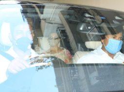 Deepika Padukone spotted at Dharma office Bandra