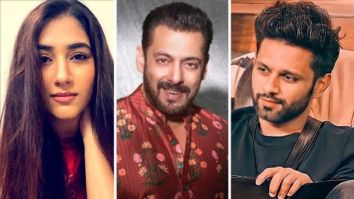 Disha Parmar replies to Salman Khan's joke regarding Rahul Vaidya's marriage proposal on Bigg Boss 14 being unanswered