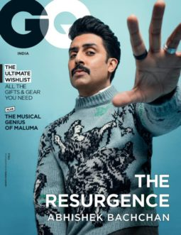 Abhishek Bachchan On The Cover Of GQ India