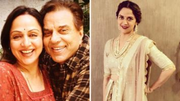 Hema Malini and Dharmendra's daughter Ahana Deol Vohra blessed with twin daughters!