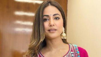 Hina Khan's fans get a customized 'Hinaholics' filter on Instagram
