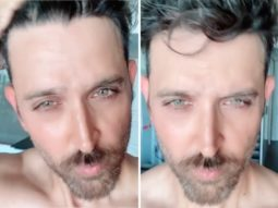 Hrithik Roshan ALMOST shaves his beard off, leaves the netizens in frenzy