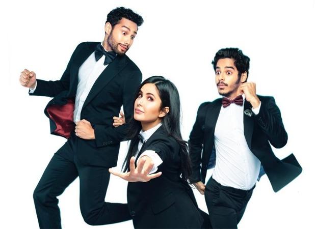 Katrina Kaif, Ishaan Khatter, Siddhant Chaturvedi starrer Phone Bhoot to go on floors by November end