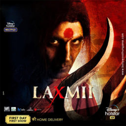 First Look Of The Movie Laxmii