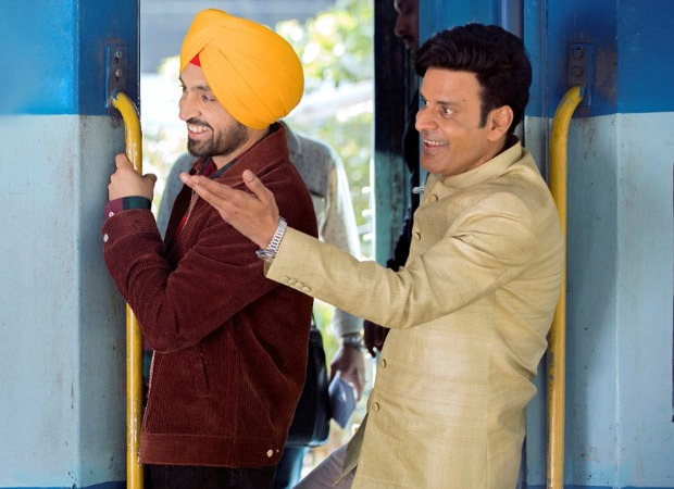 Manoj Bajpayee, Diljit Dosanjh react to Suraj Pe Mangal Bhari being screened for Covid warriors