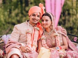 Mirzapur 2 actor Priyanshu Painyuli marries longtime love Vandana Joshi in fairytale-like wedding in Dehradun