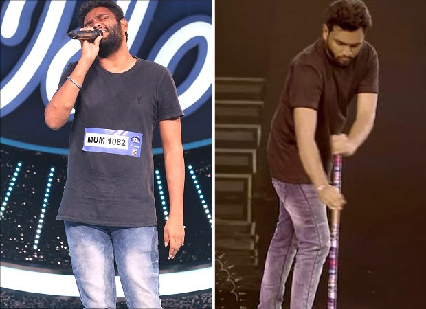 Neha Kakkar and Himesh Reshammiya get emotional on Indian Idol 12 after 'Cleaning Dada', Yuvraj Medhe's performance