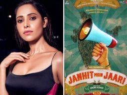 Nushrratt Bharuccha stars in Omung Kumar directorial Janhit Mein Jaari produced by Raaj Shaandilyaa