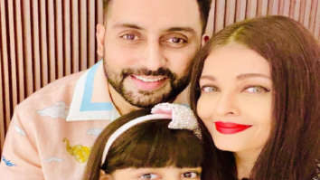 Photos: Aishwarya Rai Bachchan snapped with Abhishek Bachchan on Aaradhya Bachchan's 9th birthday