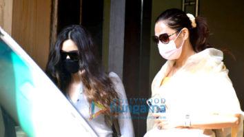 Photos: Gabriella Demetriades snapped leaving for NCB Office
