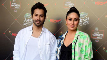 Photos: Kareena Kapoor Khan and Varun Dhawan spotted at Mehboob Studios