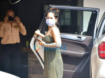 Photos: Kim Sharma spotted at clinic