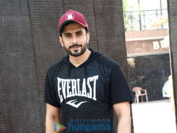Photos: Sunny Singh Nijjar snapped at gym in Juhu