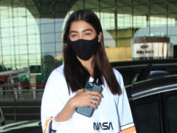 Pooja Hegde spotted at Airport